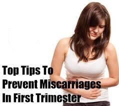 Miscarriage Prevention ကိုယ္ဝန္မပ်က္ေအာင္