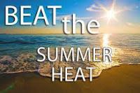 Beat the summer heat အပူဒဏ္ကာကြယ္ရန္
