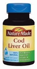 Cod liver oil ငါးၾကီးဆီ