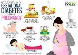 Gestational Diabetes ကိုယ္ဝန္နဲ႔ ဆီးခ်ိဳ
