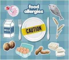 Food allergy အစာနဲ႔မတည့္ျခင္း