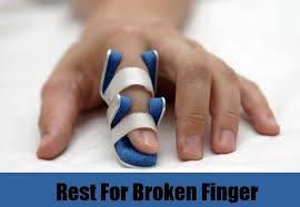 broken finger လက္ေခ်ာင္းက်ိဳးျခင္