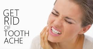 toothache သြားကိုက္ျခင္း