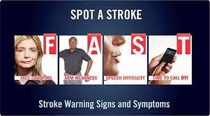 Stroke ဦးေႏွာက္ေသြးေၾကာ မေတာ္တဆျဖစ္ျခင္း
