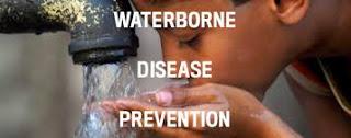 Waterborne Diseases ေရကတဆင့္ကူးစက္သည့္ေရာဂါမ်ား