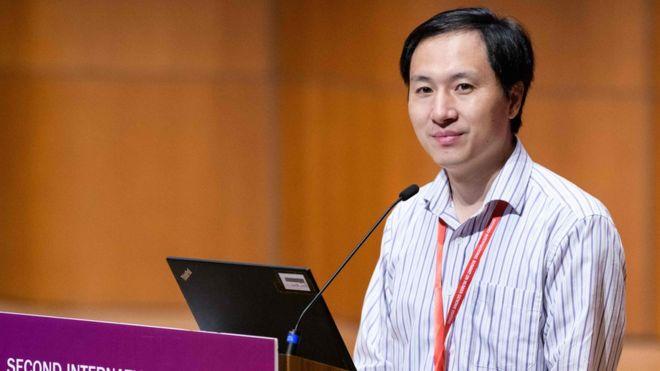 China jails gene-edited babies scientist for three years တရုပ္သုေတသနဆရာဝန္တဦး ေထာင္ခ်ခံရ