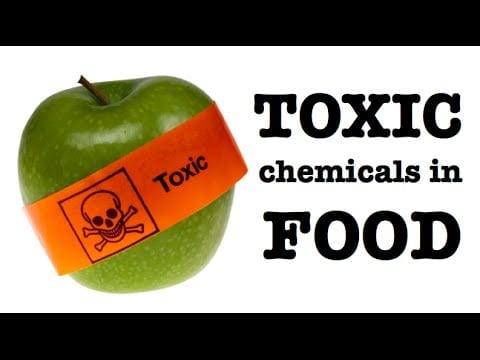 Chemicals in foods ေတာစာ ျမိဳ႕စာ