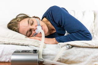 OSAS အိပ်စက်ခြင်းဆိုင်ရာရောဂါ နှင့် CPAP machine စက်
